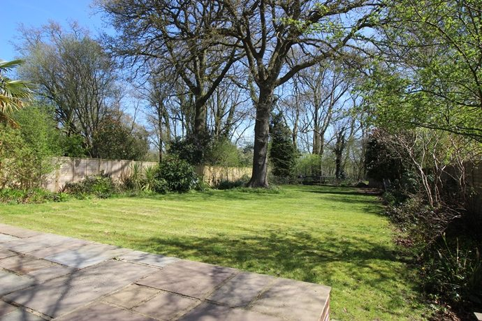 Rear Garden small