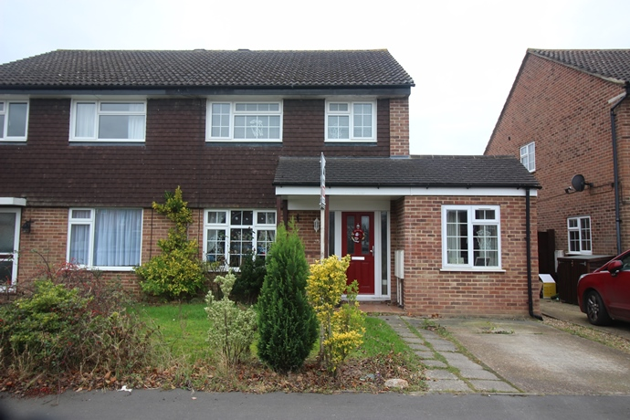 Three Bedroom Extended Semi Detached House