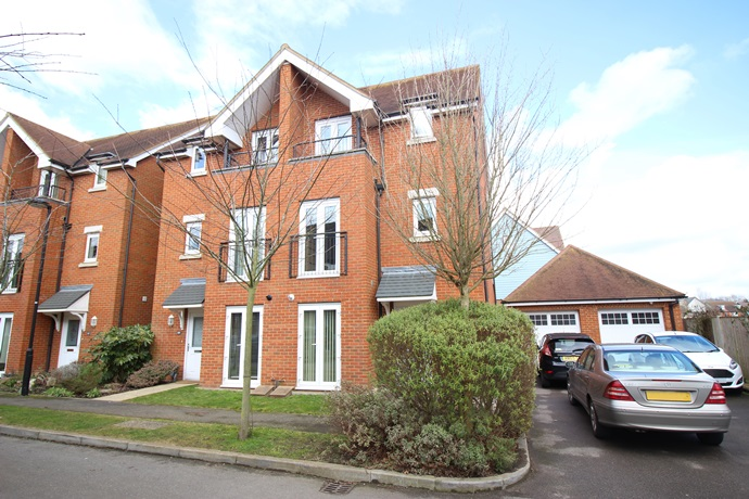 Four Bedroom Semi Detached Town House