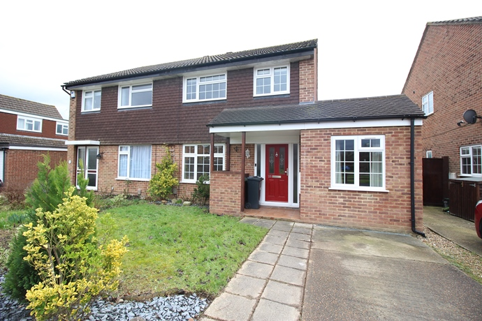 Extended Three/Four Bedroom Semi Detached House in Meath Green