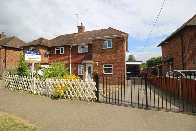 Extended Three Bedroom Semi Detached House in Bletchingley