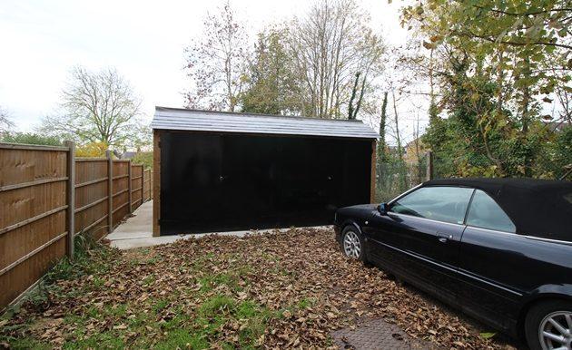 Garage (s)