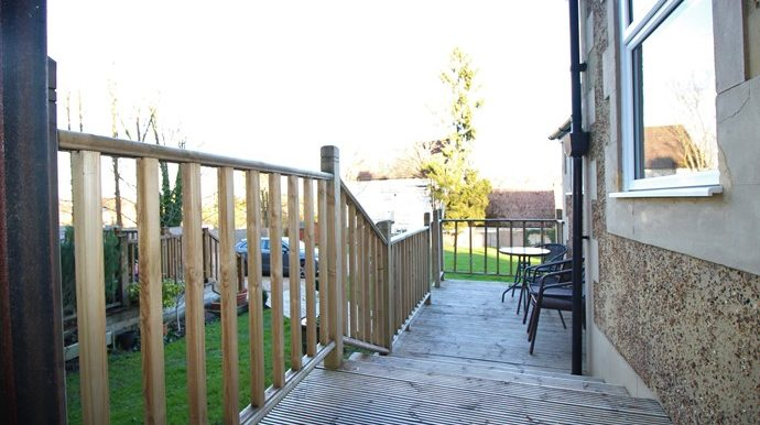 Decking Area (s)