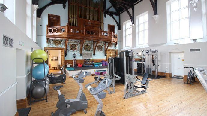 Gym 2 (s)