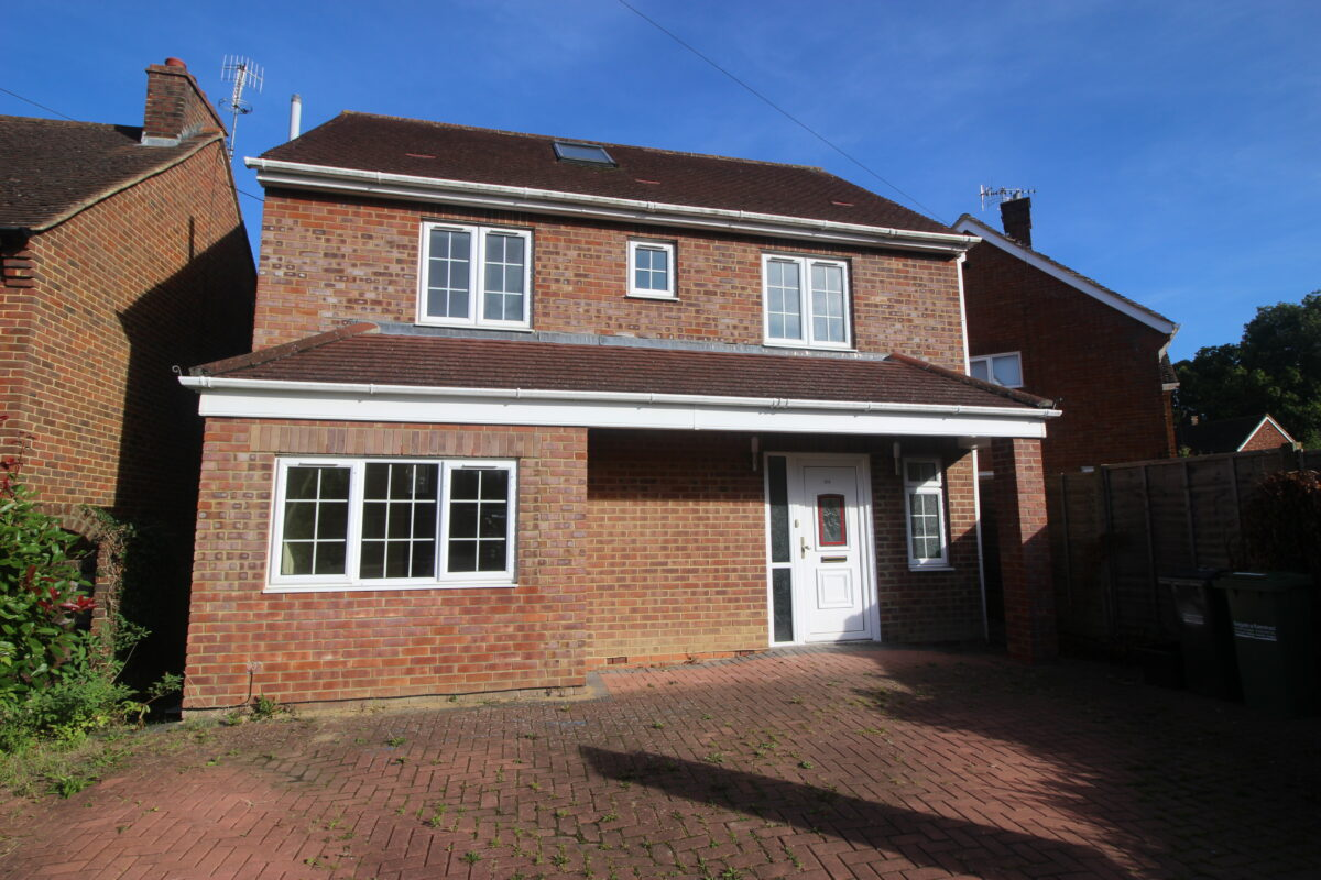 Four Bedroom Detached Family Home